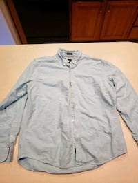 L mens dress shirt  Chatham, 62629