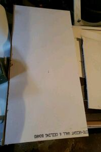 Drywall pieces $1.00 each diffrent size for patch work  Toronto, M9B 3V4