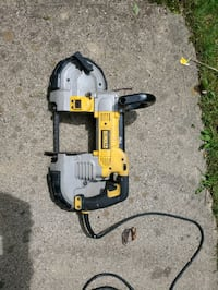 Dewalt dwm120 corded band saw