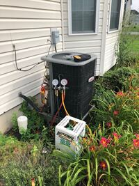 HVAC repair and install Hedgesville