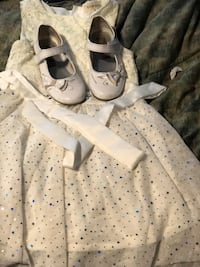 Dresses and shoes