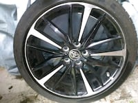 Toyota camry 2018 wheels District Heights, 20747