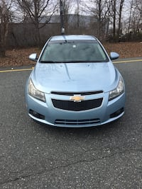 2012 Chevrolet Cruze 4-Door Sedan ECO Laurel