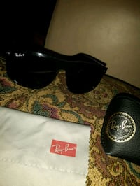 Ray-ban sunglasses with case Langley, V2Y