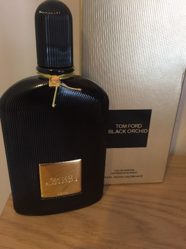 used tom ford black orchid 100ml for sale in didcot - letgo