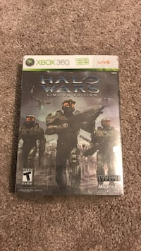 Halo wars limited edition for xbox 360