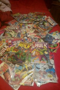 Incredible hulk collection 12 cents and up  Toledo