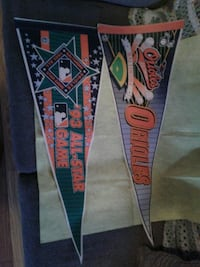 Baltimore Orioles banners Hedgesville, 25427