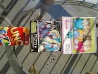 2 Brand New Puzzles & UNO Cards $10. Euless, 76039