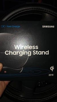 Black samsung wireless Charger Hickory, 28602