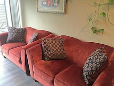 2 ashley loveseats (delivery Available)