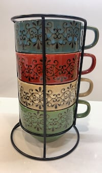 Pier One Imports Stacking Mugs Vancouver, V5T 4V1