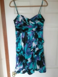 Black and Purple short dress Scappoose, 97056