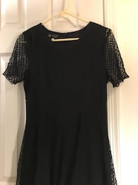 Large size lace black dress  Fairfax, 22033