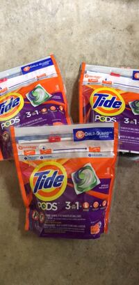 3 Tide Pods- 16 ct each Silver Spring, 20905