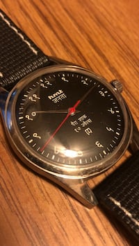 Mens HTM Watch from India 580 mi