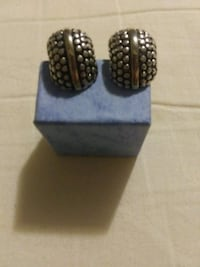 Silver stainless clip on earrings Morristown, 37814