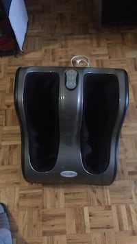 Dr. Ho's deluxe stationary foot massager Toronto, M5E 0A3