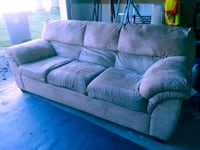 Microfiber couch and loveseat Surrey, V3X 2H5
