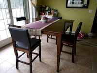 brown wooden dining table set South Windsor, 06074