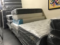 ———- FULL PILLOW TOP MATTRESS AND BOX SPRING BLOWOUT - 75% OFF SALE——— 917 mi