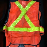 High visibility safety vest Toronto