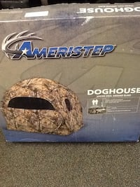 Ameristep Camouflage hunting Dog house  Hagerstown, 21740