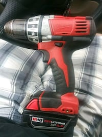 Milwaukee Drill + 4.0 battery + charger Allentown, 18101