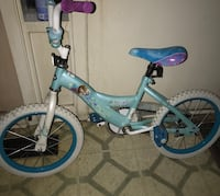 Girls bike for ages 5-7