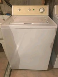 white top-load clothes washer Markham