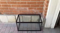 BIG glass pet tank 24 by 12 and a half inches