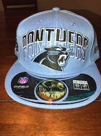 Panthers 59 fifty cap size 7 3/8 Thames Centre, N0L 1G2