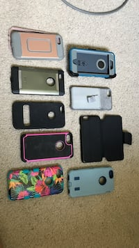 iPhone 6/7/8 cases Killeen, 76543