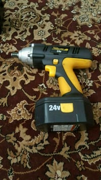 24 volt impact wrench