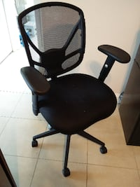 Office black swivel chair Vancouver