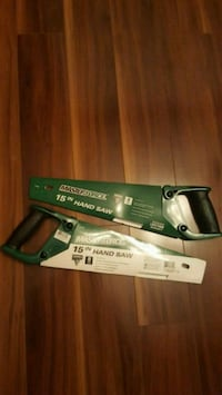 15 inch hand saws
