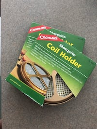 Mosquito Coil Holders (2) Norfolk, 23517