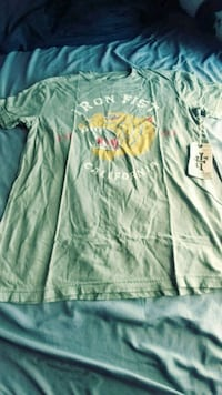 Mens Iron Fist! New! Size M Laredo, 78043