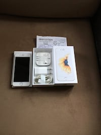 iPhone 6s 32 gold 9079 km