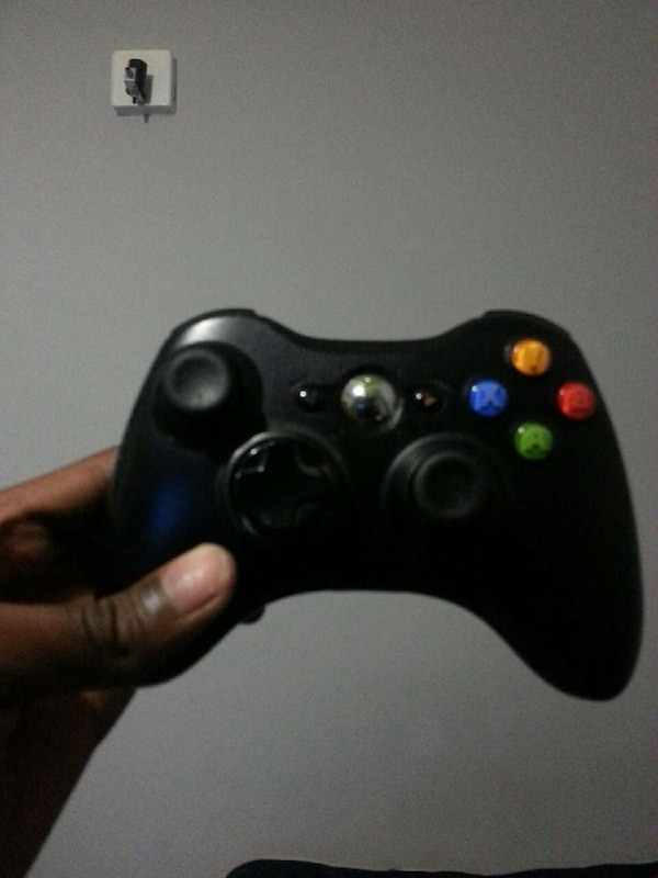 Used Black Xbox360 Controller For Sale In Whittier Letgo
