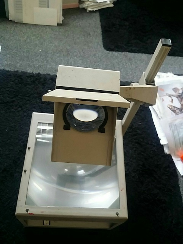 Used Ohp Working Old School Overhead Projector For Sale In London