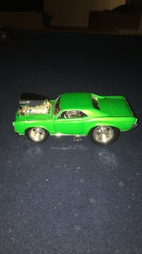1966 GTO $15 / Die Cast 1/18 scale.