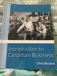Introduction to Canadian business