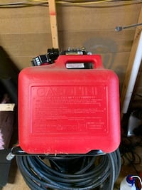 2gallon gas can Stanley