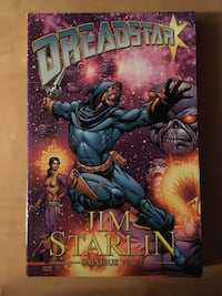 Dreadstar Jim Starlin Omnibus Vol 1 South-West Oxford, N5C 3J7