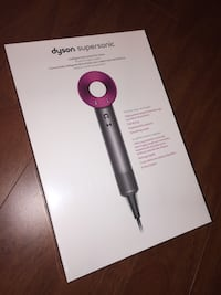 Dyson Supersonic Hairdryer