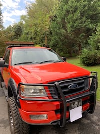 2004 Ford F-150 FX4 4x4 SuperCrew Glen Arm