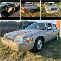 Mercury - Grand Marquis - 2003 Water Valley, 38965