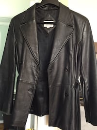 SOFT Lambskin Leather Coat Elkridge, 21075