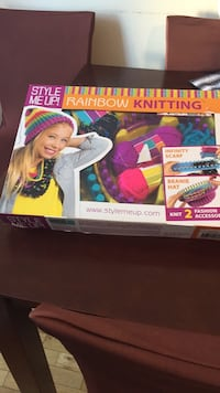 Style me up knitting